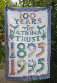 Celebrating 100 years of the National Trust