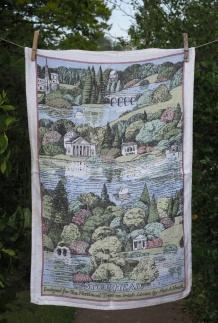 Stourhead, similar style to that of Scottish Castles